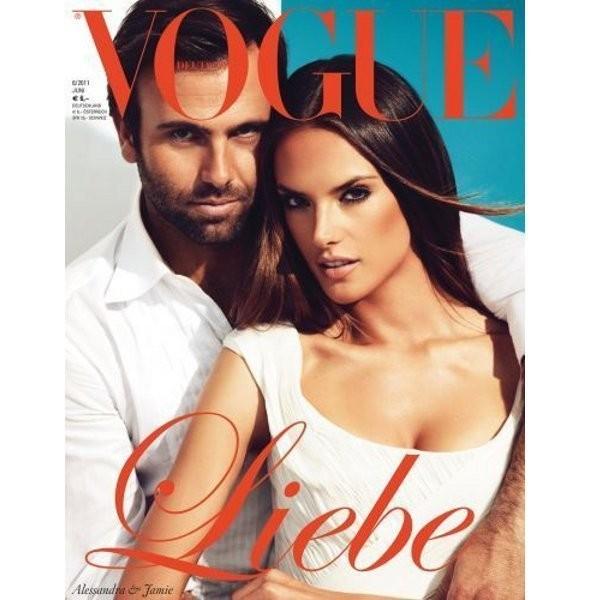 Обложки Vogue: Германия, Испания и Корея. Изображение № 2.