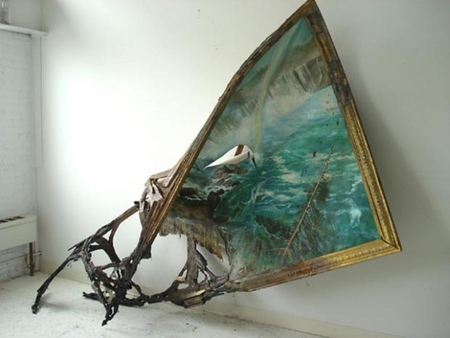 Wasted art by Valerie Hegarty. Изображение № 13.