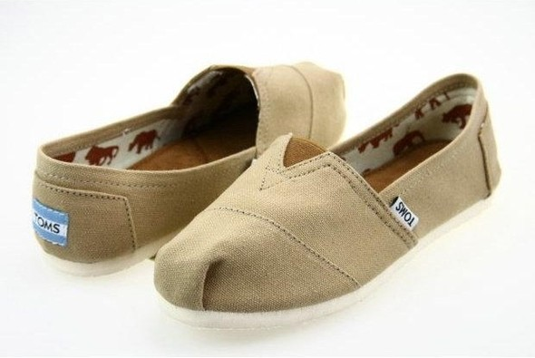TOMS - обувь, о которой вы мечтали. Изображение № 3.
