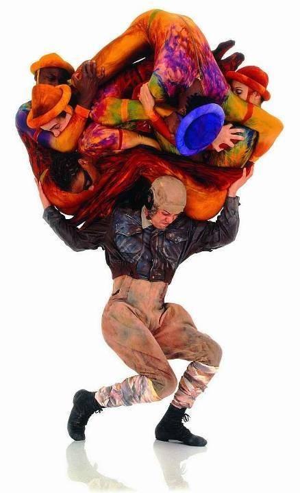 Танцевальные структуры Pilobolus. Изображение № 3.