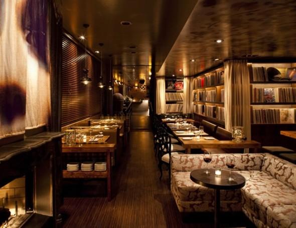 Под стойку: 15 лучших интерьеров баров в 2011 году. Изображение № 106.