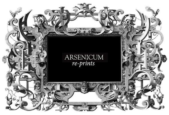 ARSENICUM RE-PRINTS. Изображение № 1.
