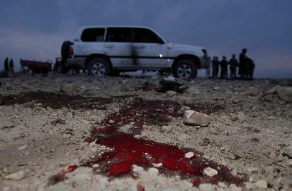 Афганистан. Военная фотография. Изображение № 207.