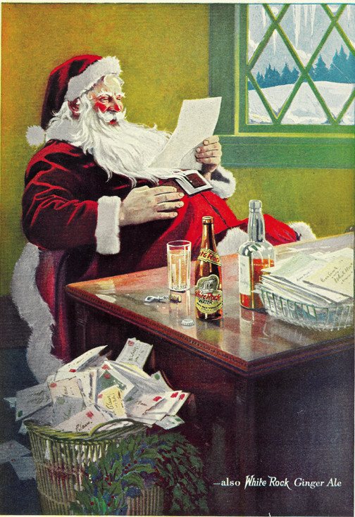 69 рождественских рекламных плакатов. Изображение № 59.