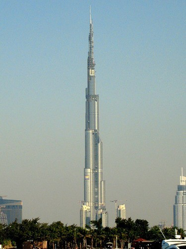 Дубайская башня- гигантский сталагмит. Изображение № 9.