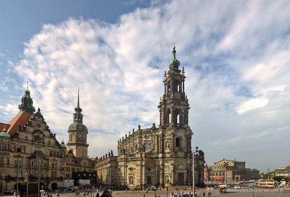 Дрезден. Город контрастов. Изображение № 1.