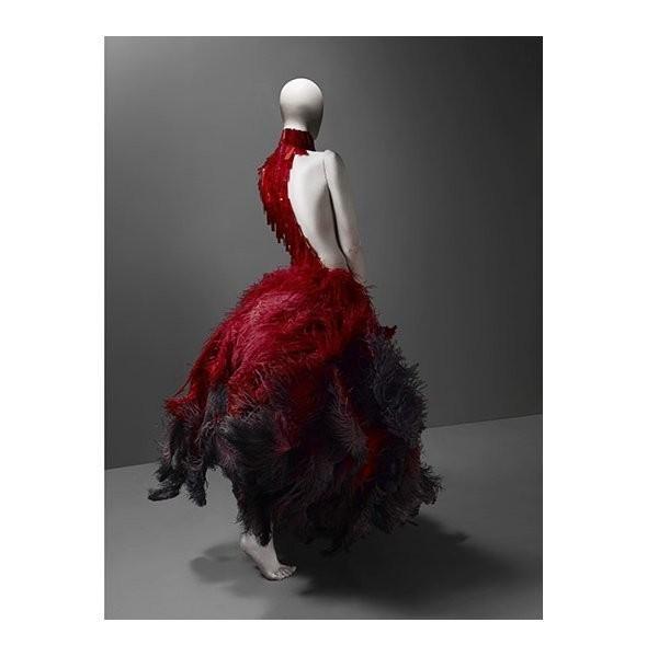 Изображение 9. Savage Beauty: выставка, посвященная Александру Маккуину.. Изображение № 5.