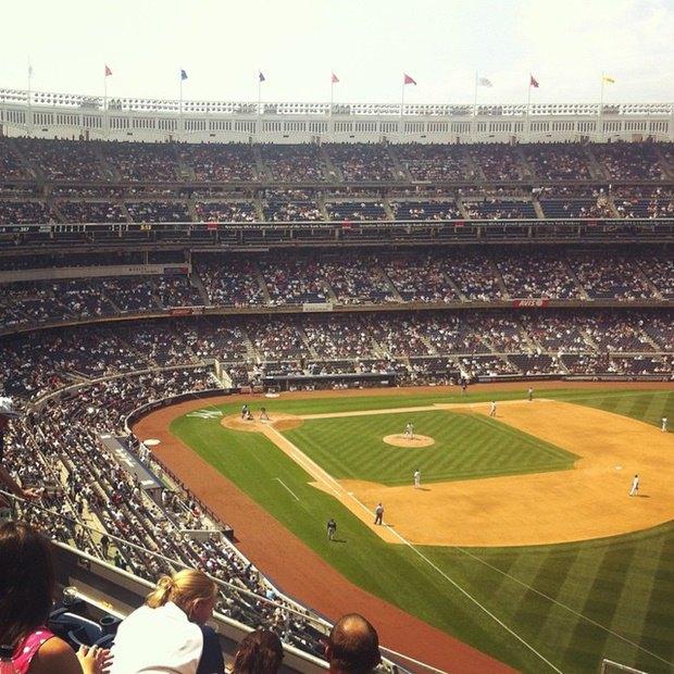 9. Стадион Янки, Нью-Йорк, США. Изображение № 9.