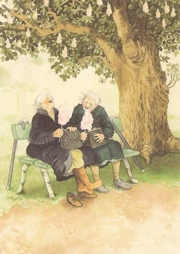 Запредельно веселая старость. Изображение № 21.