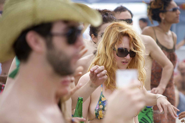 Фестиваль Worldwide на юге Франции: Танцпол у маяка, серфинг и суп из акулы. Изображение № 16.