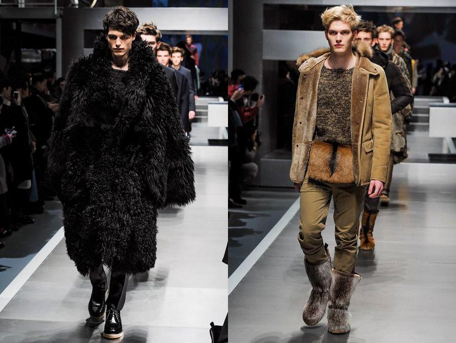 Milan Fashion Week:  День 3. Изображение № 24.