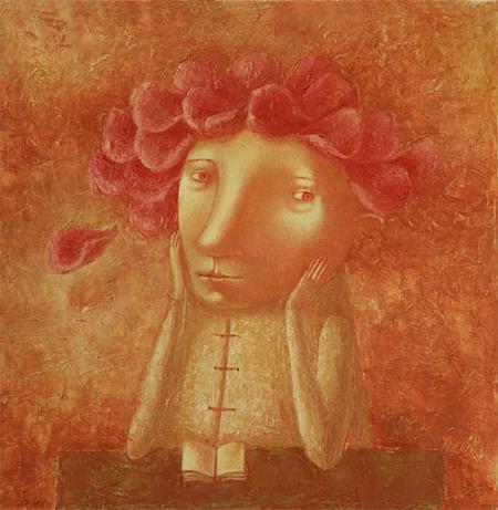 Наивная живопись Светланы Румак. Изображение № 26.