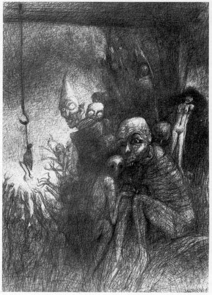 Архив работ Ждислава Бексински. Изображение № 28.