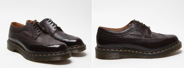 Мужская обувь: броги и ботинки. Изображение № 9.