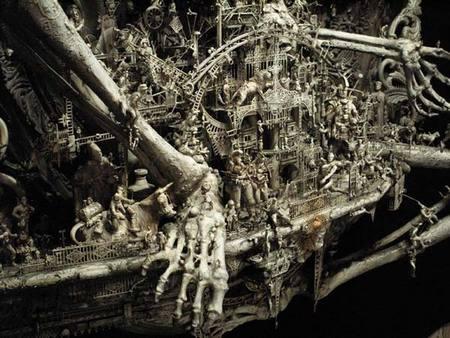 Мрачный сюрреализм Криса Кукси. Изображение № 4.