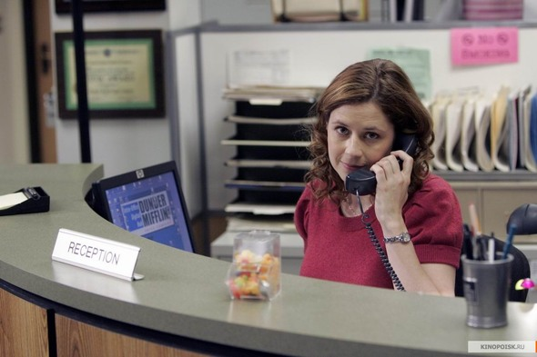 Офис – сериал длятех, укого босс идиот. Изображение № 2.