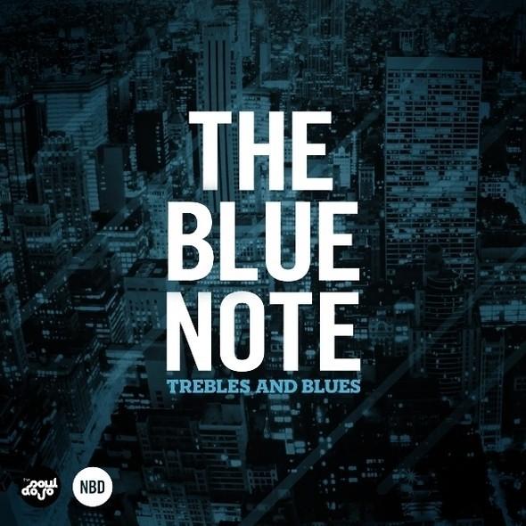 Изображение 1. Trebles and Blues — The Blue Note.. Изображение № 1.