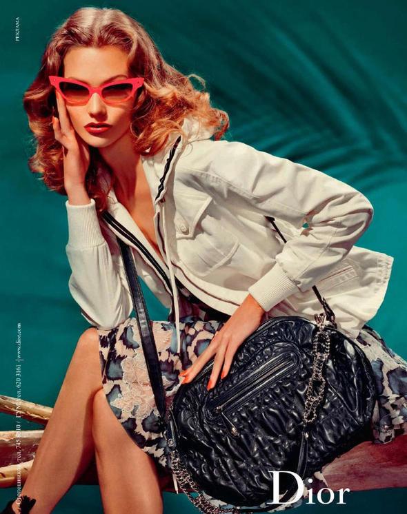 Изображение 12. Рекламные кампании: Bottega Veneta, Jaeger и Dior.. Изображение № 17.