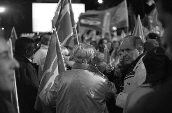100 лет выборов в документальных фотографиях. Изображение № 192.