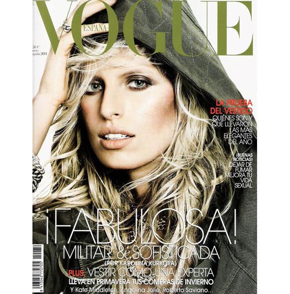 Изображение 2. Обложки Vogue: Австралия, Италия, Япония и другие.. Изображение № 2.