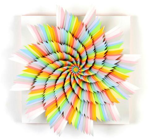 Современное оригами: 7 художников, работающих с бумагой. Изображение № 62.