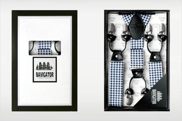 Коллекция подтяжек «Навигатор» от Sevaro Elit . Изображение № 27.