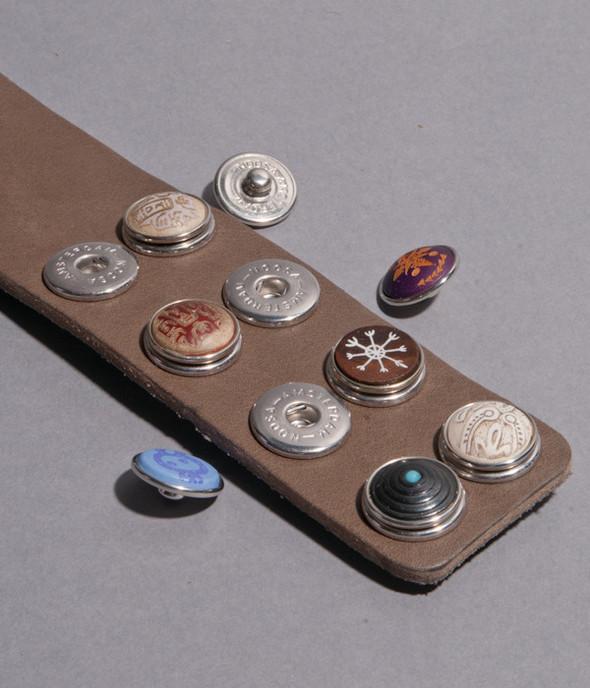 Ремни и браслеты NOOSA AMSTERDAM в Mood Swings. Изображение № 2.