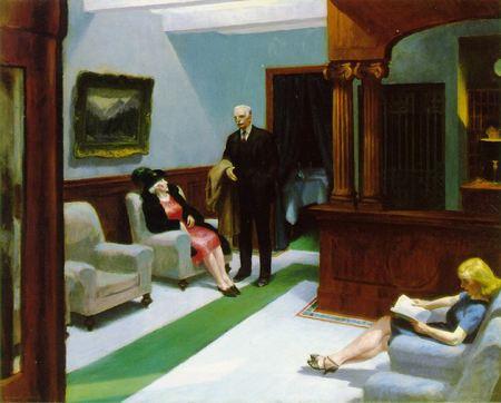Эдвард Хоппер – поэт пустых пространств. Изображение № 14.