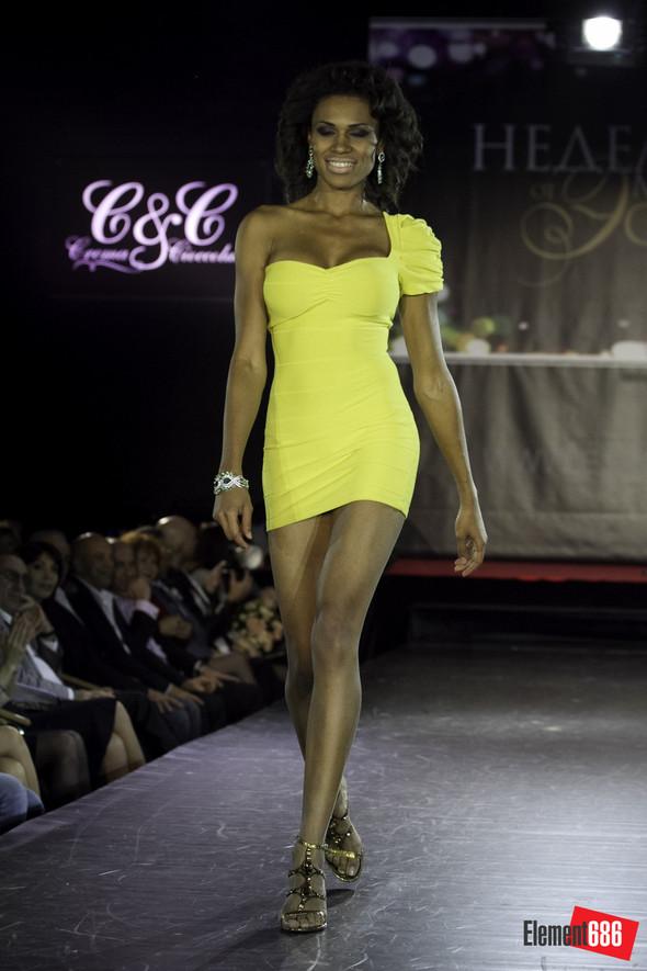 Неделя моды от «Эстет»: осень-2011 (05.10.2011). Изображение № 19.
