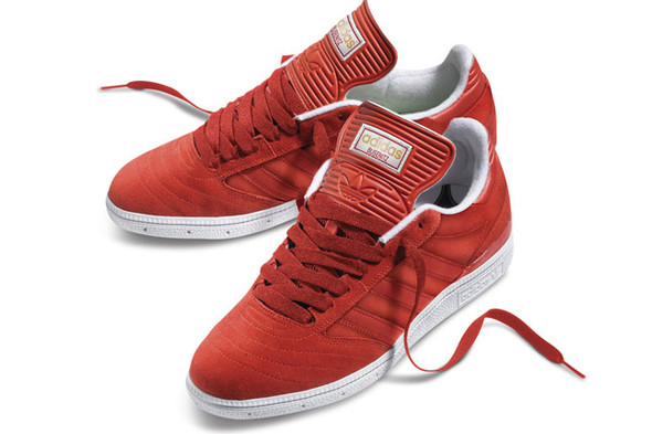 ADIDAS SKATE BUSENITZ (UNIVERSITY RED). Изображение № 1.