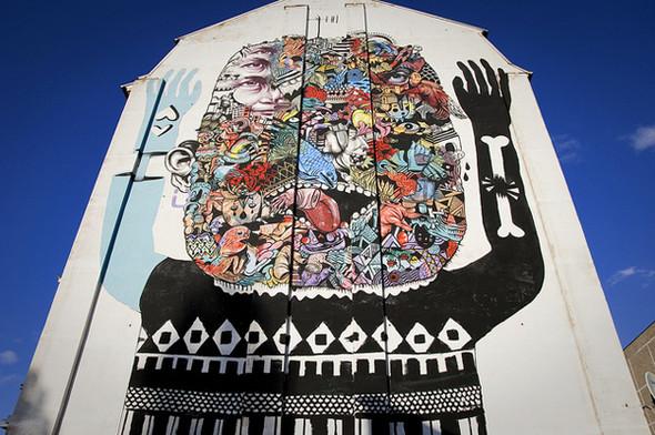 Лучшие стрит-арт проекты 2011 года. Изображение №57.