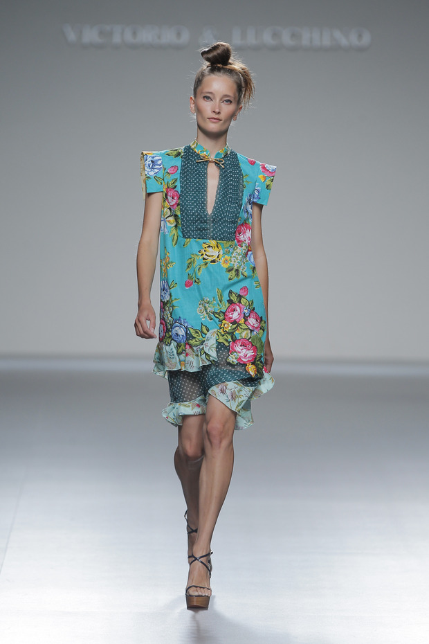 Madrid Fashion Week SS 2013: VICTORIO & LUCCHINO. Изображение № 17.