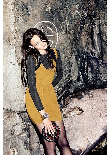 Лукбук: Urban Outfitters November 2011. Изображение № 14.