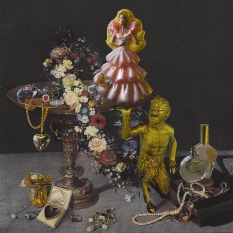"""Изображение 5. Шимон Окштейн в галерее """"Триумф"""".. Изображение № 1."""