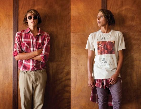 Эстетика CBGB в весенней коллекции Insight. Изображение № 16.