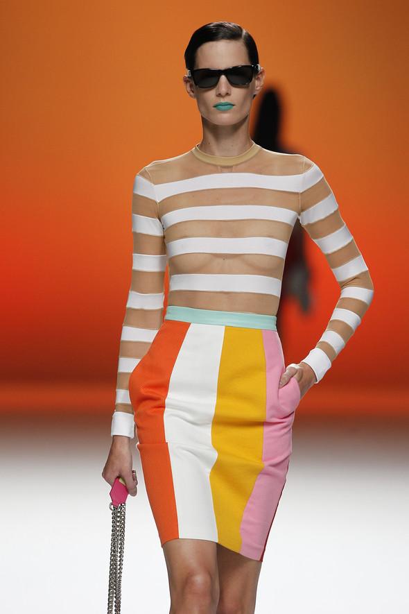 Madrid Fashion Week SS 2012: Davidelfin. Изображение № 3.
