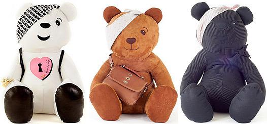 Медвежья услуга: плюшевые мишки от модных дизайнеров. Изображение № 9.