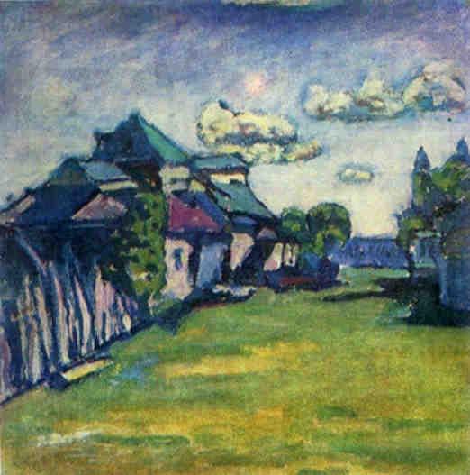 Коллекция работ В.В. Кандинского. Изображение № 77.