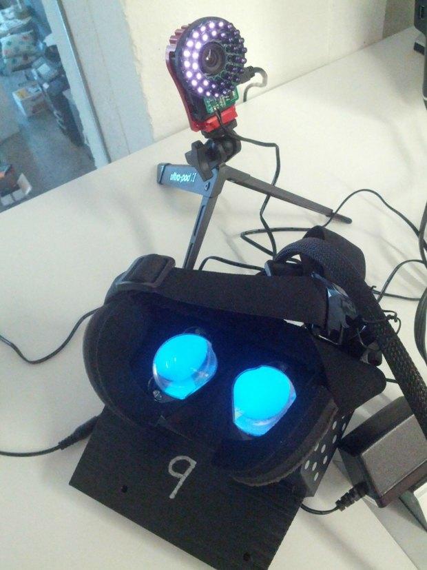 Valve показала новый прототип очков виртуальной реальности. Изображение № 2.