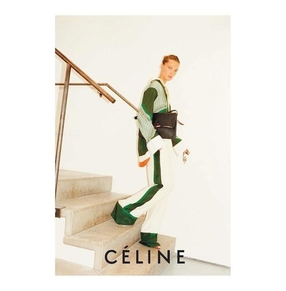 Изображение 1. Рекламные кампании: Celine, Marc Jacobs, Miu Miu и другие.. Изображение № 1.