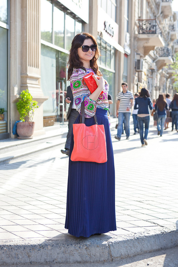 Baku Street Fashion | Spring 2012. Изображение № 41.