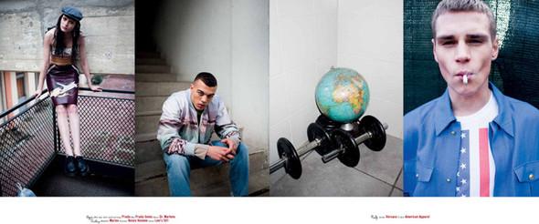 Мужские съёмки: L'Officiel, Numero, GQ и другие. Изображение № 16.