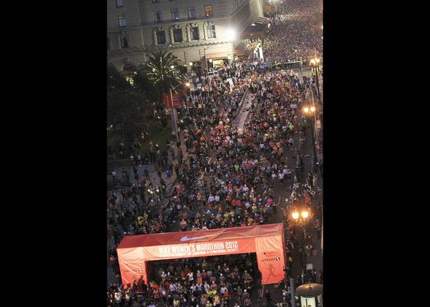 В Сан-Франциско прошел женский марафон Nike Women's Marathon 2012. Изображение № 10.