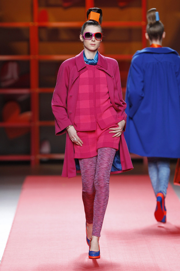Madrid Fashion Week A/W 2012: Agatha Ruiz de la Prada. Изображение № 8.