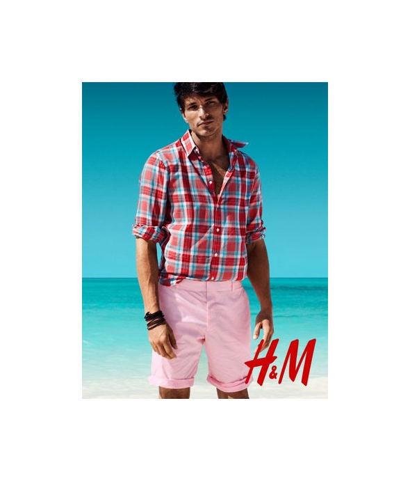 Изображение 11. Рекламные кампании: Topman, Holt Renfrew и H&M.. Изображение № 11.