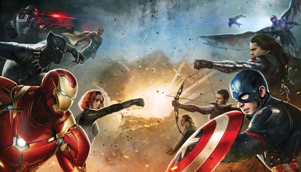 Стали известны составы команд героев из «Раскола мстителей». Изображение № 3.