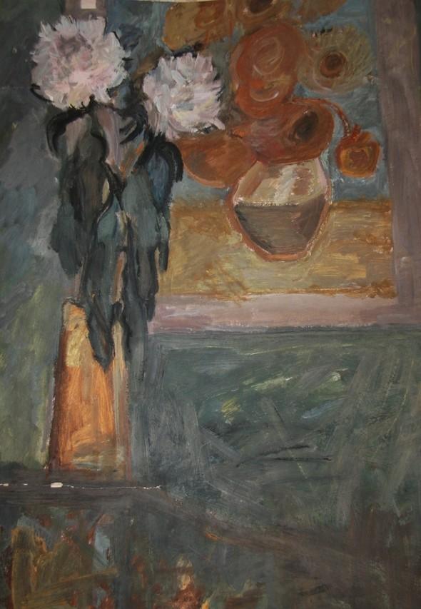 Голуб Л. - художник из СССР. Изображение № 9.