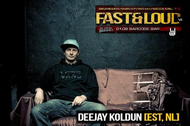 FAST AND LOUD: колдовство ломаных ритмов.. Изображение № 1.