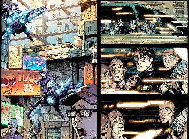 35 комиксов лета. Изображение № 25.