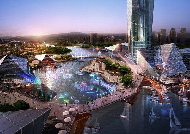Под Сеулом собираются строить небоскрёб-невидимку . Изображение № 4.